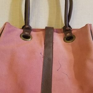 Bath and Body works Bags - Bath and Body Works leather hand bag